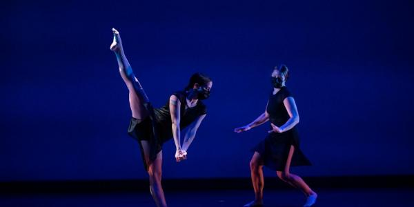 The WashU Dance Collective premiered 'Supper'digitally on-demand this spring. The work was created to serve as a feast for the virtualsenses.